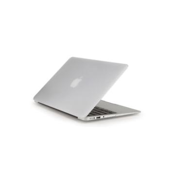 MacBook polikarbonát védőhéj 2 az 1-ben - átlátszó - Macbook Air 11″  készülékhez