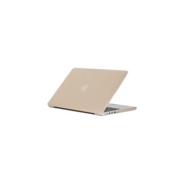 MacBook polikarbonát védőhéj 2 az 1-ben - arany - MacBook 12″  készülékhez