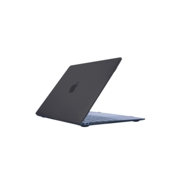 MacBook polikarbonát védőhéj 2 az 1-ben - fekete - Macbook Pro 15″ (2016) készülékhez