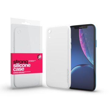 Strong szilikon tok - 2 mm - Apple iPhone Xr készülékhez
