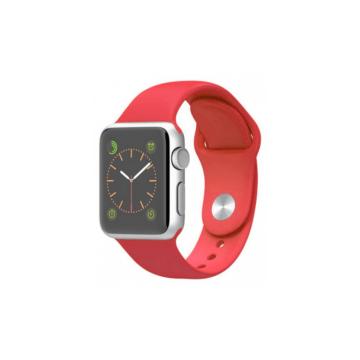 Apple Watch sportszíj - piros - 38 mm/40 mm