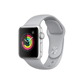 Apple Watch sportszíj - szürke - 38 mm/40 mm