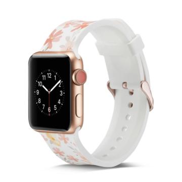 Apple Watch szilikon sportszíj - C1 - 42 mm/44 mm