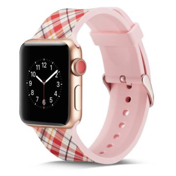 Apple Watch szilikon sportszíj - C7 - 42 mm/44 mm