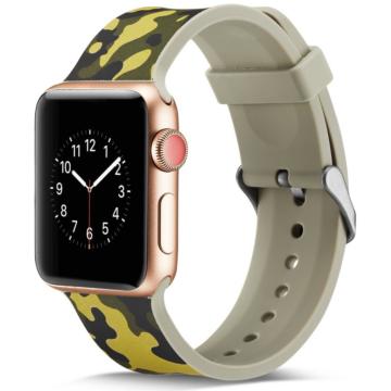 Apple Watch szilikon sportszíj - C12 - 38 mm/40 mm