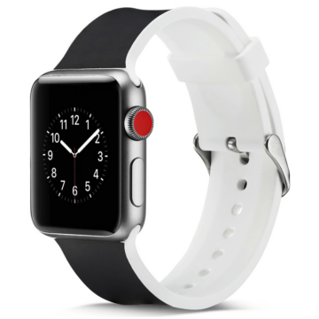Apple Watch szilikon sportszíj - C4 - 38 mm/40 mm
