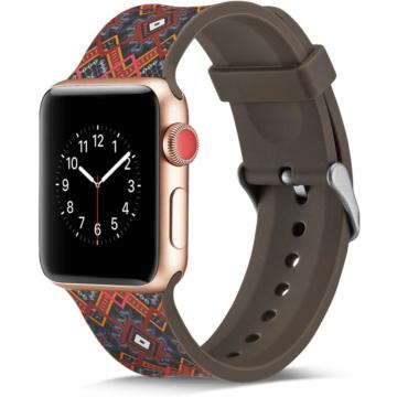 Apple Watch szilikon sportszíj - C17 - 38 mm/40 mm