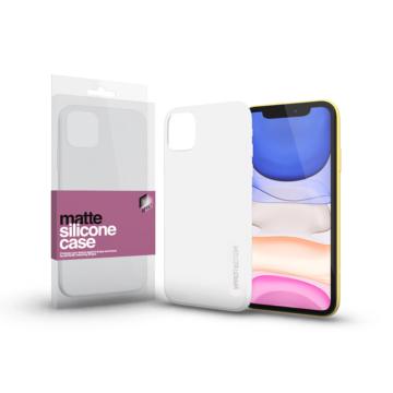 iPhone 12 Pro Max Matte tok - fehér