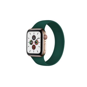 Apple Watch solo szilikonszíj - zöld - 38 mm/40 mm, S-méret