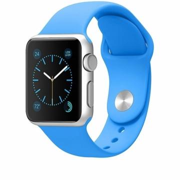 Apple Watch sportszíj - kék - 42 mm/44 mm
