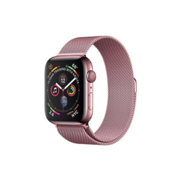 Apple Watch milánói szíj - pink - 38 mm/40 mm