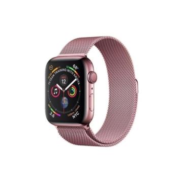 Apple Watch milánói szíj - pink - 42 mm/44 mm