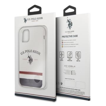 Apple iPhone 11 Pro Max U.S.Polo USHC65PCSTRB Hátlap