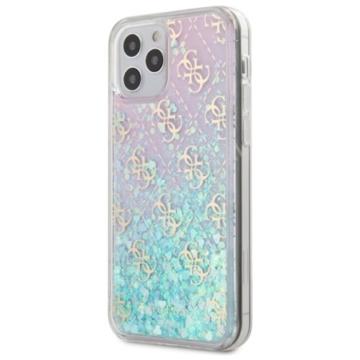 "GUESS iPhone 12 Pro Max tok 6,7 "" (GUHCP12LLG4GGBLPI) - rózsaszín"