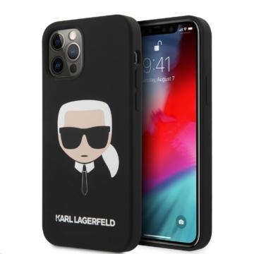 Apple iPhone 12/12 Pro tok KARL LAGERFELD KLHCP12MSLK