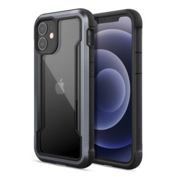 X-Doria Raptic Shield védőtok Apple iPhone 12 Mini készülékhez - fekete