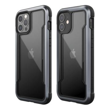 X-Doria Raptic Shield védőtok Apple iPhone 12/12 Pro készülékhez - fekete