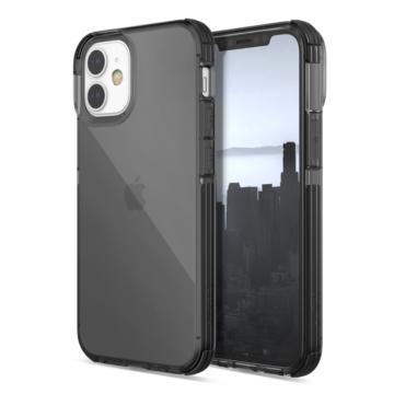X-Doria Raptic Clear védőtok Apple iPhone 12 Mini készülékhez - füstszürke