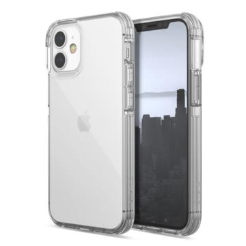 X-Doria Raptic Clear védőtok Apple iPhone 12 Mini készülékhez - átlátszó