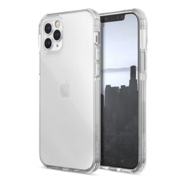 X-Doria Raptic Clear védőtok Apple iPhone 12/12 Pro készülékhez - átlátszó