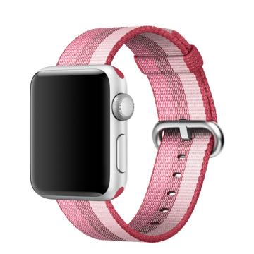 Apple Watch szőtt műanyag óraszíj - multi - 38 mm