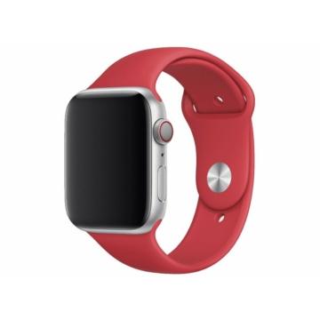 Eredeti Apple Watch sportszíj - piros - 44 mm - MU9N2ZM/A