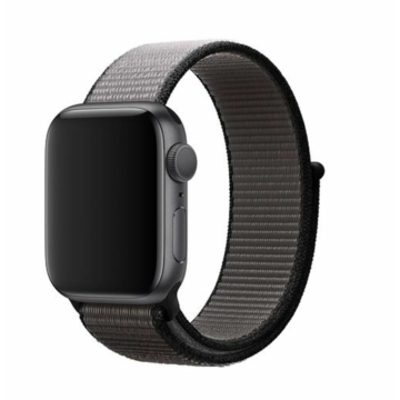 Eredeti Apple Watch sportszíj - horgonyszürke - 40 mm - MWTQ2ZM/A