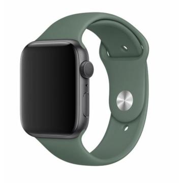 Eredeti Apple Watch sportszíj - fenyőzöld - 44 mm - MWUV2ZM/A