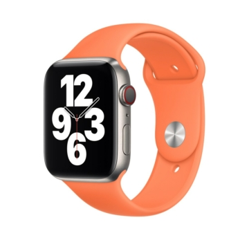 Apple Watch sportszíj - C-vitamin - 44 mm