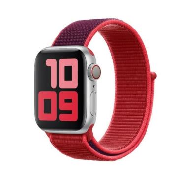 Eredeti Apple Watch sportszíj - piros - 44 mm - MXHW2ZM/A