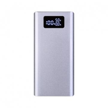 Joyroom D-M193 QC 3.0 + PD 20000 mAh Powerbank - Ezüst