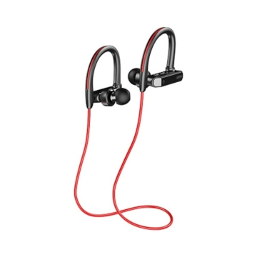 Joyroom JR-D2S Wireless Sport Headset - Piros - Sport