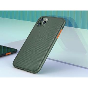 Apple iPhone 11 Pro HOCO Star Lord TPU - Sötétzöld - Defender/Ütésálló