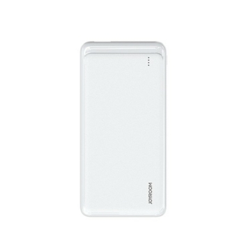 Joyroom D-QP182 Two Way PD QC 3.0 + PD 10000 mAh Powerbank - Fehér - QC 3.0 + PD Gyorstöltés