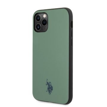 Apple iPhone 11 Pro U. S. Polo USHCN58PUGN Hátlap - zöld
