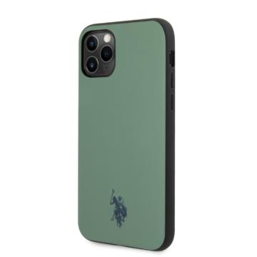Apple iPhone 11 U.S.Polo USHCN61PUGN Hátlap - Zöld