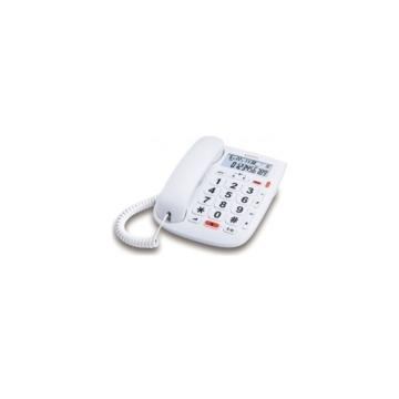 Alcatel TMAX20 ergonómikus asztali telefon