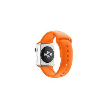 Apple Watch sportszíj - narancs - 42 mm/44 mm