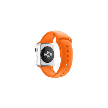 Apple Watch sport szíj Narancs 42/44mm