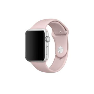 Apple Watch sport szíj Pink 42/44m