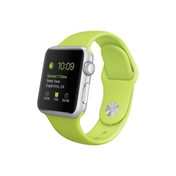 Apple Watch sportszíj - zöld - 42 mm/44 mm