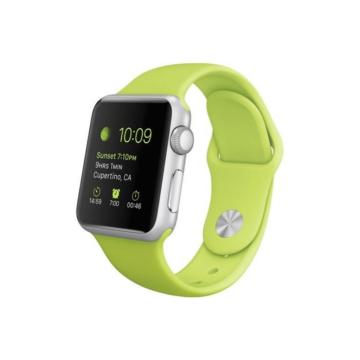 Apple Watch sport szíj Zöld 42/44mm