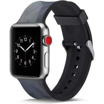 Apple Watch szilikon sportszíj - C20 - 42 mm/44 mm