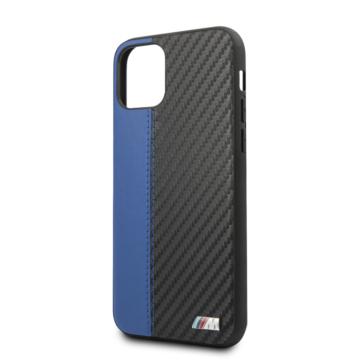 BMW tok Fekete/Kék (BMHCN65MCARBL) Apple iPhone 11 Pro Max készülékhez