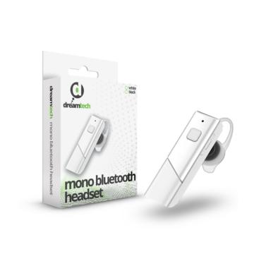 Dreamtech Mono Bluetooth Headset Fehér