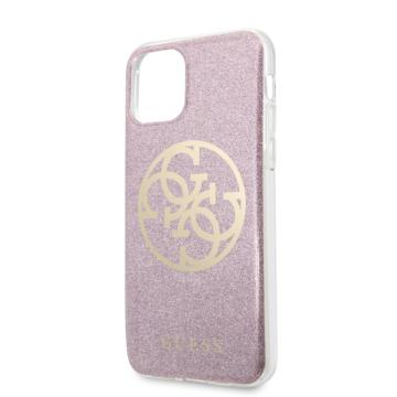 Guess tok Rózsaszín (GUHCN61PCUGLPI) Apple iPhone 11 készülékhez