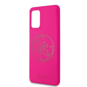 Guess tok Rózsaszín (GUHCS67LS4GFU) Samsung S20+ készülékhez