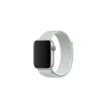 Apple Watch tépőzáras szíj - menta - 42 mm/44 mm