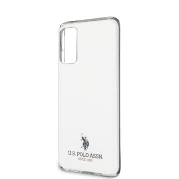U.S. Polo tok fehér (USHCS62TPUWH) Samsung S20 készülékhez