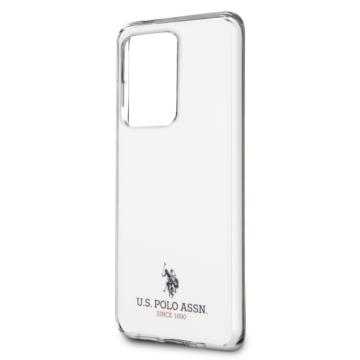 U.S. Polo tok fehér (USHCS69TPUWH) Samsung S20 Ultra készülékhez